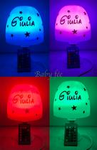 Ampoule changement de couleurs + télécommande