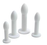 ProFem Siliconen vaginale dilatator Large set a 4 stuks