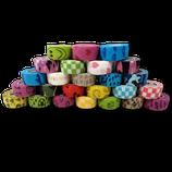 Bunter Mix 10er Set LisaCare | Pflasterverband | Fingerpflaster  | Kinderpflaster | Pflaster auf Rolle | Pflaster ohne Kleber |  2,5cm Breite x 4,5m Länge