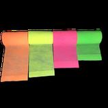 Bunter Neon-Mix 4er Set LisaCare Pflasterverband 10cm Breite x 4,5m Länge