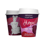 T-CUP Time Hope Cream to Go Latte & Luna