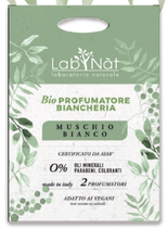 Bio Profumatore Biancheria Muschio Bianco LabNàt Lab Natù