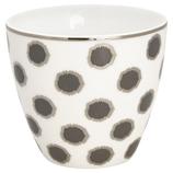 Latte Cup Savannah white