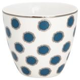 Latte Cup Savannah blue
