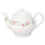 Teapot Sonia white