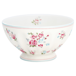 French Bowl x-large Sonia white