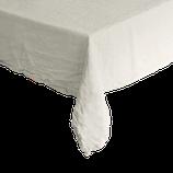 Tablecloth Au Maison Linen Basic white
