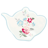 Ceramic Magnet Sonia white Set of 4