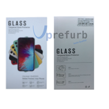 Schutzglas PREMIUM Edge to Edge für iPhone 12 Pro Max, schwarz
