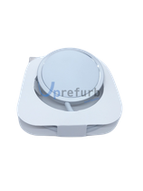 Ladekabel/Ladegerät USB-C/magnetisch geeignet für iPhone, 1m, weiß