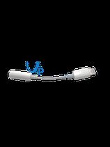 Adapter Lightning auf Kopfhörerbuchse 3,5mm, weiß, Serviceware