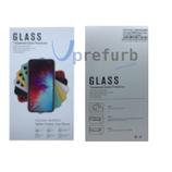 Schutzglas PREMIUM Edge to Edge iPhone 12 Mini, schwarz