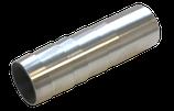 Borcarbid Steckdüse / Schlauchdüse mit Schlauchanschluss für Strahlschlauch 32mm InnenØ