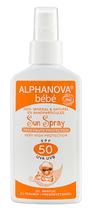 Alphanova Baby Sonnenspray Bio LSF50+ 125ml