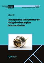 Leistungsstarke Infrarotemitter mit schrägwinkelbedampften Emissionsschichten