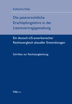 19 - Die patentrechtliche Erschöpfungslehre in der Lizenzvertragsgestaltung