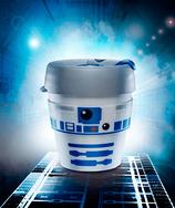 Keep Cup R2D2 oder Darth Vader