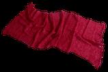 Schal Alegra Bouclé Rot