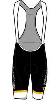 Espana Damen Core Hose mit Trägern kurz