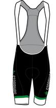 Al Andaluz Damen Core Hose mit Trägern kurz