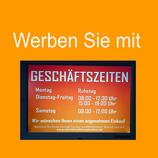 Bildschirm Werbung