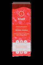 Khadi - Reines Henna, Pflanzenhaarfarbe