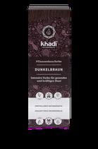 Khadi - Dunkelbraun - Pflanzenhaarfarbe