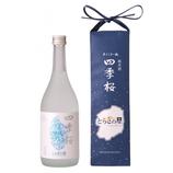 四季桜 とちぎの星 純米酒 720ml【ラッピング不可】
