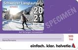 Carte d'accès aux pistes Suisse