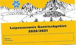Carte d'accès aux pistes Gäntu