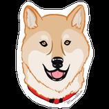Doggo Sticker