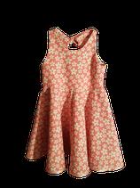 Blumenkleid rosa