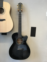 Furch OM42SM cut black burst - Swiss Custom