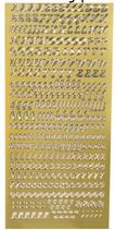 Beschriftungsplatte geschwungene Schrift 5-7mm
