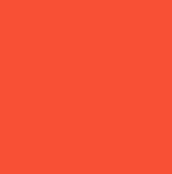 Wachsplatte orange 20x10cm