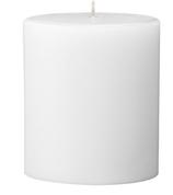 Kerze oval 20x13cm