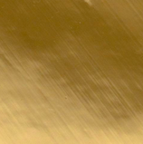 Wachsplatte gold glänzend 20x10cm