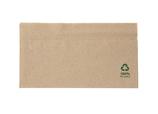 R-Papier Serviette braun 33x32 cm 1lagig, 1/8 Falt