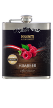 Flachmann Himbeer Schnaps 35% Vol.  0,2 l Spirituose