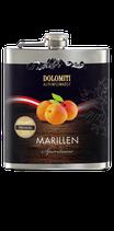 Flachmann Marillen Schnaps 35% Vol. 0,2 l Spirituose