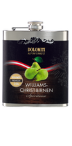 Flachmann Williams Christ Birnen Schnaps 35% Vol. 0,2 l Spirituose