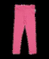 SALE: Leggings rosa mit kleinen Punkten von Maxomorra