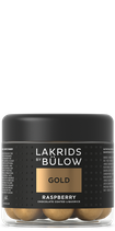 Lakrids small Gold - Rasberry 125g oder 295g