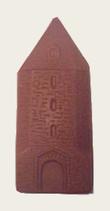 Stromberger Paulusturm     aus Schokolade