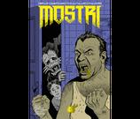 MOSTRI volume 3 variant ed. Bugs Comics