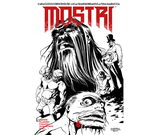 MOSTRI volume 1 variant ed. Bugs Comics