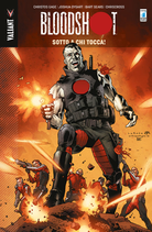 BLOODSHOT volume 5 ed. star comics
