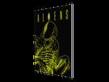 ALIENS spillato da 1 e 11 + volume 1 variant ed. saldapress