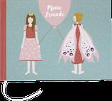 FREUNDBUCH für Mädchen- ava&yves