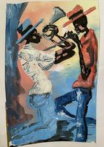 Art Work - Originals - 2 pcs